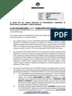 Formula Observaciones Alberto Pamo - Socitiabank (Indecopi)