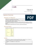 Manual Mathematica CII