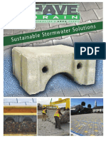 PaveDrain - Brochure 2016
