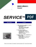 Manual de Servicio Samsung Rv511