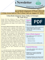 The Urban Newsletter September 2010