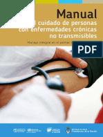 Manual Para Enfermedades Cronicas No Transmisibles