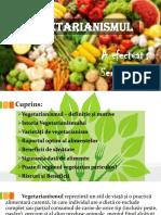Vegetarianismul - Fiziologia Umană