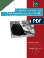 Diego Falagan, Nuria