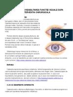 Cataract A