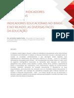 1. Indicadores Educacionais No Brasil