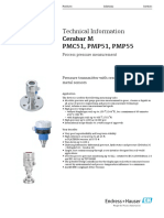 Informacion Tecnica - PMP51