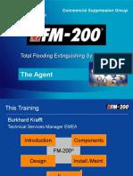 1 FM200 Agent