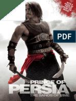 [Prince of Persia- The Sands of Time] - Prince of Persia - James Ponti (v5.0) (Epub)