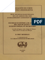Sociedade Economica de Quito
