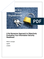30 Steps to a Secure Organization