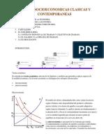 Teorias Socioeconomicas Clasicas y Contemporaneas