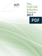 The Fuel Cell Industry Review 2017