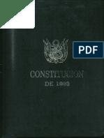 1993_constitución Política Del Perú