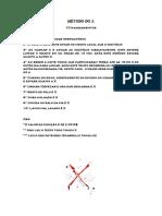 Método do X