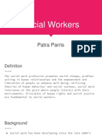 patra social work powerpoint