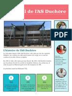 Journal AS Duchère