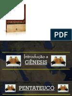 Aula de Introdução a Gênesis