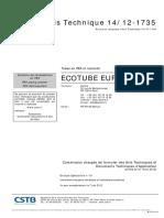 Ecotube Europex 1412-1735