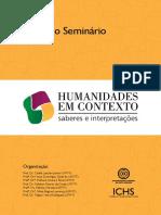 HUMANIDADES Brandão e Sanchez, artigo colonialidade da arte