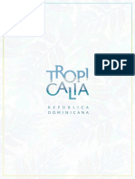 Tropicalia's Sustainability Report - 2016