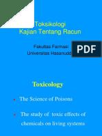 01 Pengantar Toxicology
