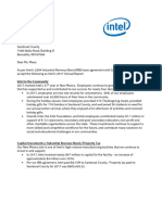 Intel 2017 IRB Report to Sandoval County