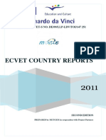Ecvet Country Reports