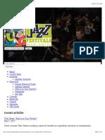 Big Band Orchestration « JazzEd Magazine