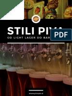 Stili Piva Pivopis