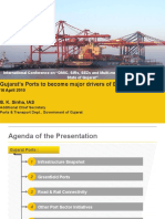 GIDB Gujarat's Ports