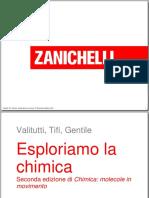 Zanichelli Esploriamolachimica