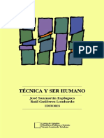 Teìcnica y ser humano.pdf