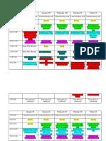 2 week unit timeline