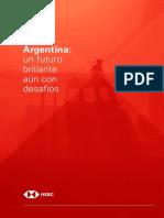 Informe HSBC - Argentina, Un Futuro Brillante Aún Con Desafíos