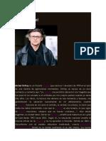 Biografia Onfray Michel