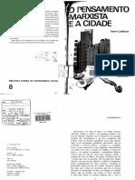 O pensamento MArxista e a cidade Henri Lefebvre