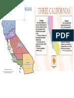 Proyectos de las Seis Californias y las Tres Californias