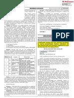 JNE 2018-04-17 Confirman Resolución Que Declaró Fundada La Tacha Presentada Contra Solicitud de Inscripción