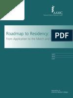 AAMC Roadmap to Residency