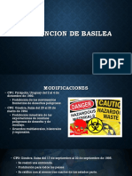 Convencion de Basilea [Autoguardado]