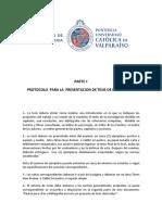Protocolo Tesis Doct. Hist. PUCV2017