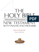 ISV v2.0 NT Psalms and Proverbs Latest (1)