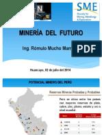 El Futuro de La Mineria.huancayo