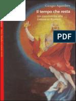 Giorgio Agamben - Il tempo che resta_ un commento alla Lettera ai Romani   (2000).pdf