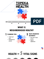 2017 Health Update Presentation