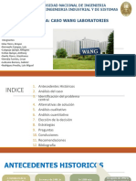 Caso Wang Laboratories