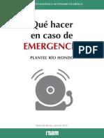Emergencia RH