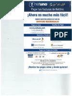 Pagos de Bancos Net Uno