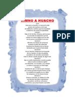 Colegio Cramer Himno y Himno a Huacho